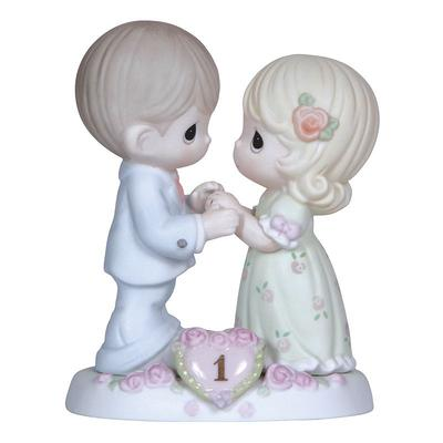 Precious Moments A Whole Year Filled With Special Moments Figurine, Multicolor