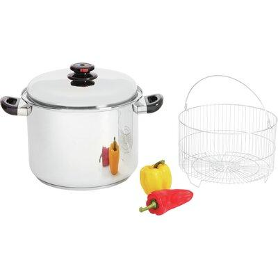 Chef's Secret HealthSmart 16 Quart Stock Pot with Lid KTSP16