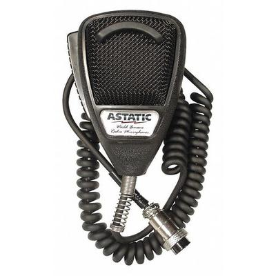 ASTATIC 302-10001 CB Mic,Noise Cancelling,4 Pin G0158107
