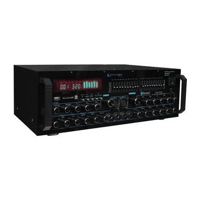 TECHNICAL PRO MM2000 Pro Mic Mixing Amp With USB, SD Card...