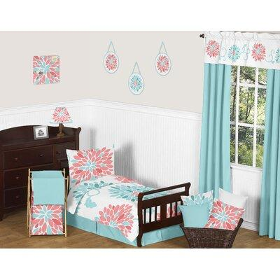 JoJo Designs Emma 5 Piece Toddler Bedding Set Emma-Tod