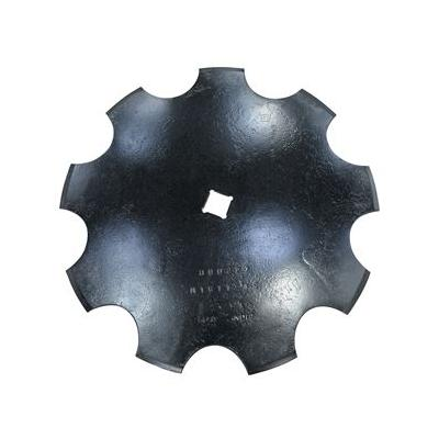 Grizzly Notched Disc Blade, 16 In. X 3 Mm Tillage