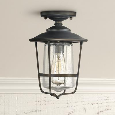 """Capital Lighting Capital Creekside 8 1/4""""W Old Bronze Out..."""