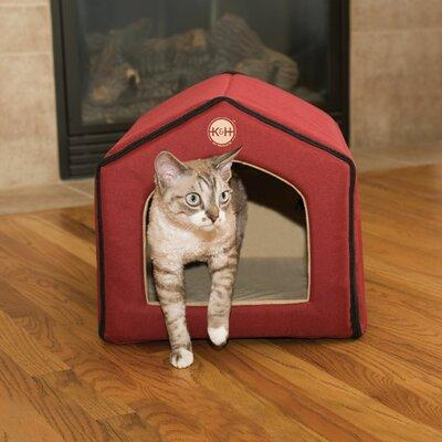 K&H Manufacturing K Indoor Pet House (Heated or Unheated)