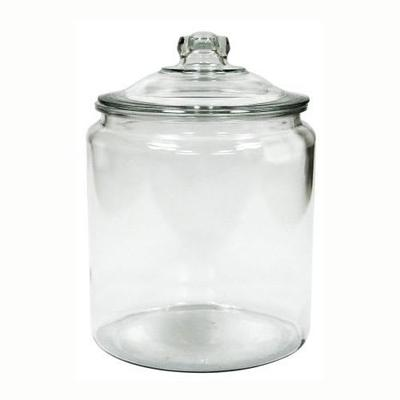 Anchor 69372MN 2-Gallon Heritage Hill Storage Jar - Glass...