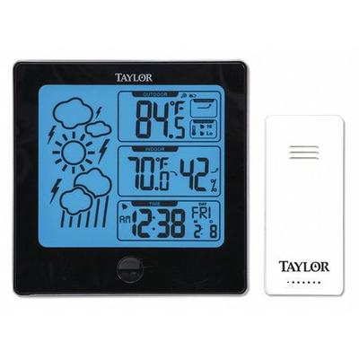 Taylor 1731 Wireless In/Out Thermometer w/Remote G4017091