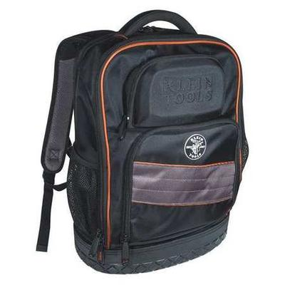 "Klein Tools 55456BPL Tool Backpack,25 Pockets,14""x7""x18-1..."