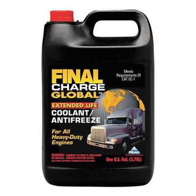 FLEET CHARGE FXA0B3 Antifreeze Coolant,1 gal.,Concentrate...