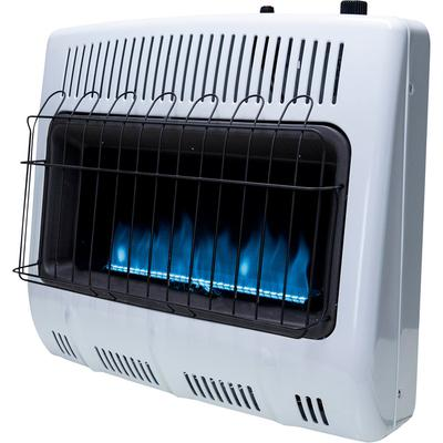 Mr Heater Natural Gas Vent-Free Blue Flame Wall Heater - ...