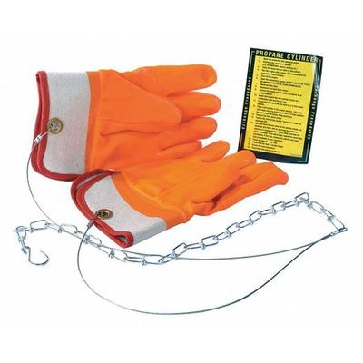 IRONGUARD 70-1020 On Hands Propane Gloves G4419871