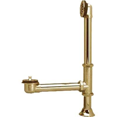 Kingston Brass CC2082 Vintage Clawfoot Tub Waste and Overflow Drain