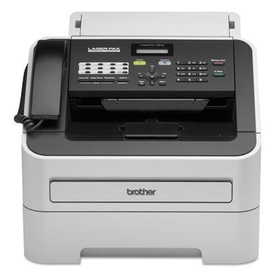 Brother IntelliFAX 2840 Laser Fax Machine - Copy/Fax/Print