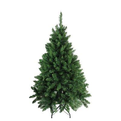 Northlight 4.5' Green Buffalo Fir Artificial Christmas Tr...