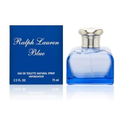 Ralph Lauren Blue 4.2 oz Eau de Toilette spray, Women Fragrance, Cologne and Perfume