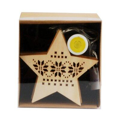 Jeco Inc. Christmas Star 10 Light String Lights CHD-TA011