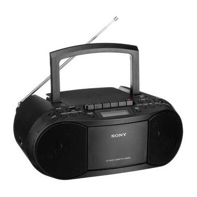 Sony CFD-S70 Portable CD/Cassette Boombox CFDS70BLK