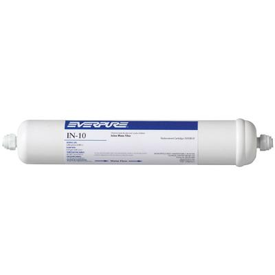 Everpure EV9100-06 IN-10 In-Line Water Filtration System ...