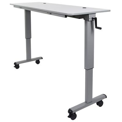 "luxor STAND-NESTC-60 60"" Adjustable Height Flip Top Nesti..."
