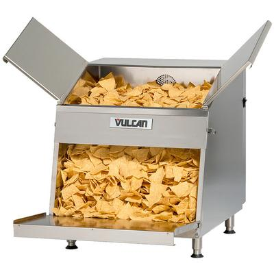 VULCAN VCW26 26 Gallon First-In First-Out Chip Warmer - 1...