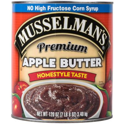 Musselmans Apple Butter #10 Can