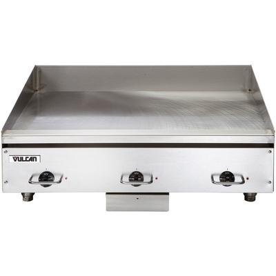 """VULCAN HEG36E 36"""" Electric Countertop Griddle with Snap-A..."""