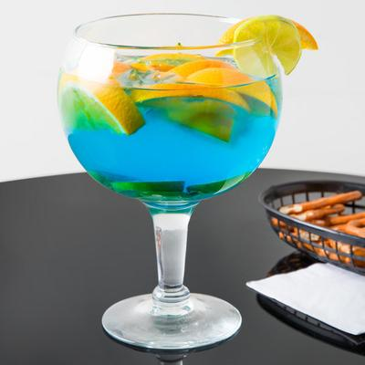 Libbey 3407 Super Stems 53 oz. Super Schooner / Fish Bowl...