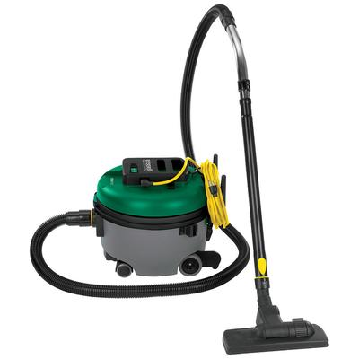 Bissell BGCOMP9H 1.94 Gal Advance Filtration Canister Vacuum w/ Attachments - 1350 Watts, Green on Sale
