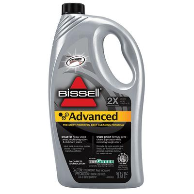 Bissell 49G51 52 oz Advanced Carpet Shampoo Cleaner Formula