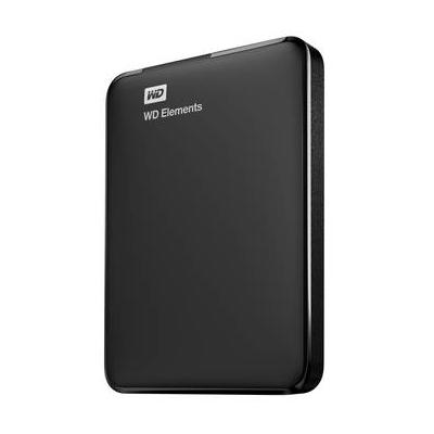 Western Digital 1TB Elements USB 3.0 External Hard Drive ...