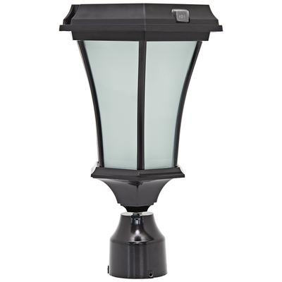 Universal Lighting Bergan Solar Powered LED Outdoor Post ...