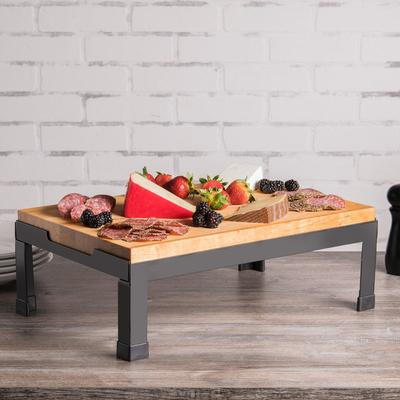 "Tablecraft BBR18126 18 1/2"" x 12 1/2"" x 6 1/2"" Butcher Bl..."
