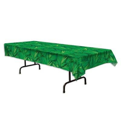 Beistle Palm Leaf Tablecloth 54707