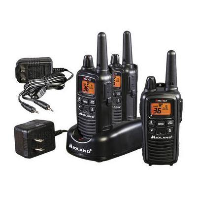 Midland LXT633VP3 36-Channel Two-Way UHF Radio 3-Pack LXT...