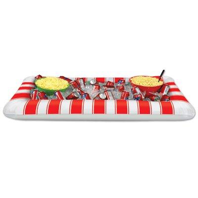 Beistle Circus Inflatable Buffet Cooler (Set of 6) 54622