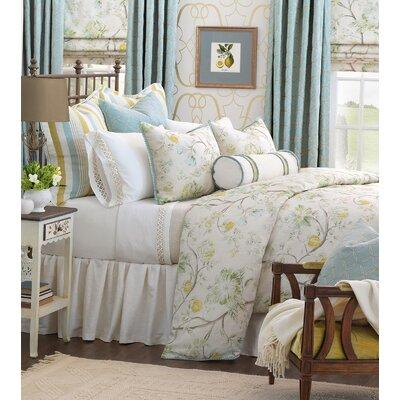 Eastern Accents Magnolia Duvet Set EAN6995 Size: Queen