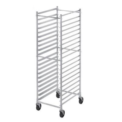 Channel 402AKD 20.5 15 Bun Pan Rack w/ 4 Bottom Load Slides