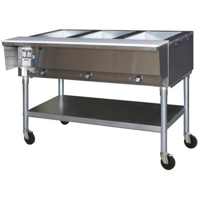 Eagle Group PDHT2 Portable Electric Hot Food Table - Two ...