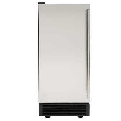 Max Group Ice MIM50 50lb Ice Maker, Silver