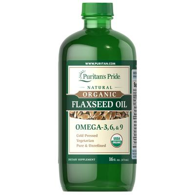 Is Natural Earth Products Organic Flaxseed Oil