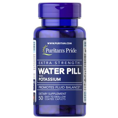 Puritan's Pride Extra Strength Water Pill-50 Caplets