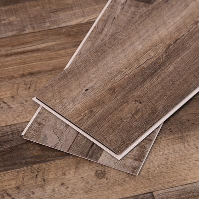 Cali Vinyl, Rustic Vinyl Flooring, Pine Wood Grain, Sample