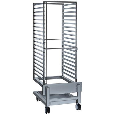 Alto-Shaam 5017975 Roll-In Stainless Steel Bun Pan Rack -...