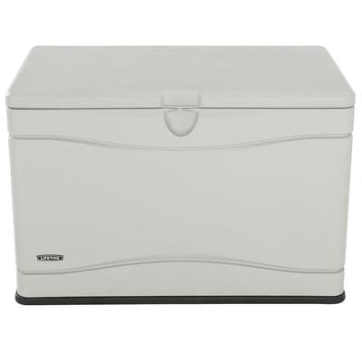 Lifetime 60059 Desert Sand 80 Gallon Outdoor Storage Box