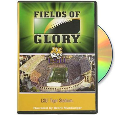 TMR LSU Tigers Fields of Glory DVD