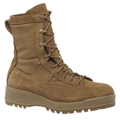 Belleville Boots & Footwear Mens Waterproof Flight & Combat Boot Coyote 10.5 Regular C790 105R