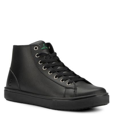 Emerilware Read Hi-Top Leather Sneaker - Mens 9 Black Oxf...