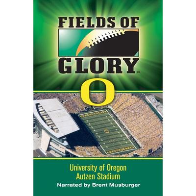TMR Oregon Ducks NCAA Football Fields of Glory DVD