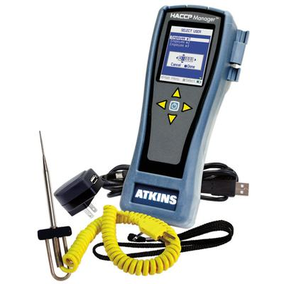 Cooper-Atkins 93710 HACCP Manager Solo Kit with Handheld ...