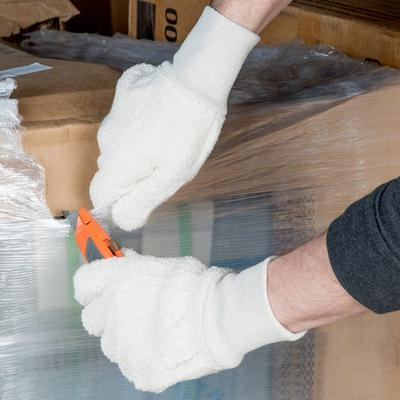 Loop-Out Natural 24-Ounce Terry Work Gloves - Large - Pai...