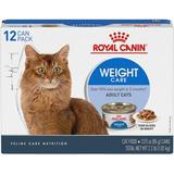 Royal Canin Ultra Light Thin Slices in Gravy Canned Cat Food, 3-oz, pack of 12